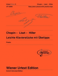 Urtext Primo Volume 5 # German/English version (French/Spanish version available UT52010)