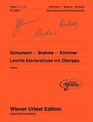 Urtext Primo Volume 4 # German/English version (French/Spanish version available as UT52008)