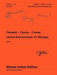 Urtext Primo Volume 6 # German/English version (French/Spanish version available UT52012)