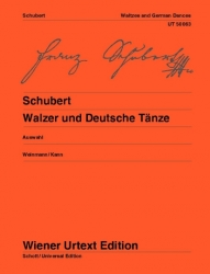 Waltzes and German Dances #