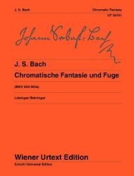Chromatic Fantasy and Fugue #
