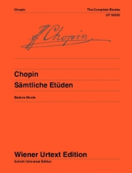 The Complete Etudes #