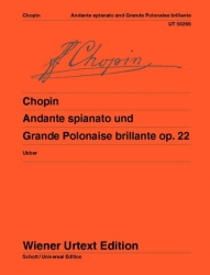 Andante spianato and  Polonaise brillante #