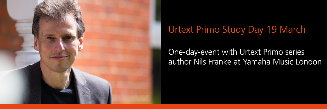 "Urtext Primo series autor Nils Franke talks to ""International Piano"""